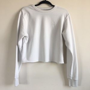 Raw Cut Champion Crewneck Sweatshirt